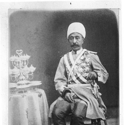 Joseph Papazian - Karim Khan Amir Panj, Late 19th Century