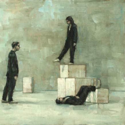 Carl Chapple - Oliver, Maria and Alex (Ballet Cymru Rehearsal 195)
