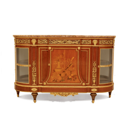 G. Grimard - Buffet, Louis XVI style, Late 19th century