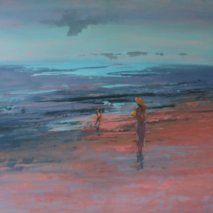 Tina Morgan SWA - Orange Beach Ball