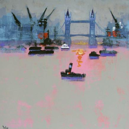 Colin Ruffell - Tug Boat
