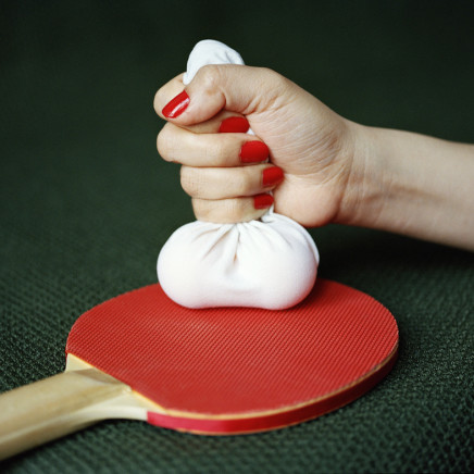 Pixy Liao 廖逸君 - Ping Pong Balls, 2015