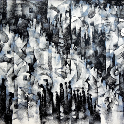 Wiz Kudowor - Transitory Pursuits II, 2015