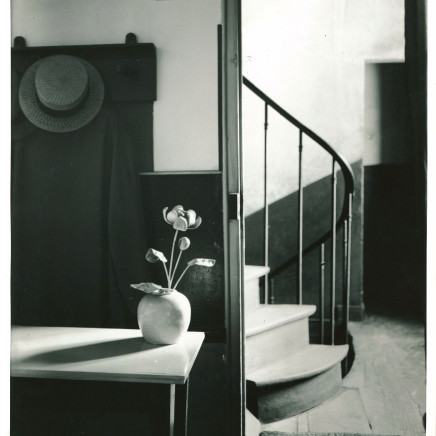André Kertész - Chez Mondrian, 1926