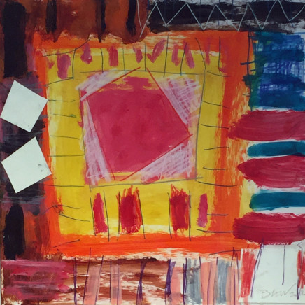 Sandra Blow RA - Untitled, 2002