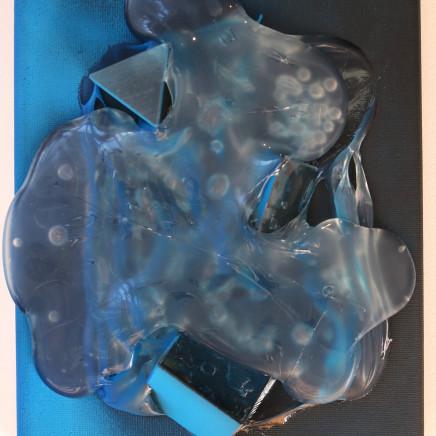 Judy Darragh - Blue Light, 2016