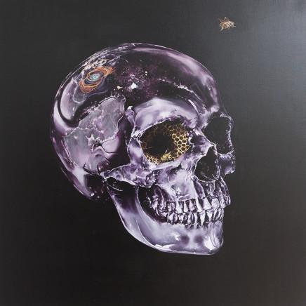 Lucy Dolan Kang - Crystal Skull, 2015