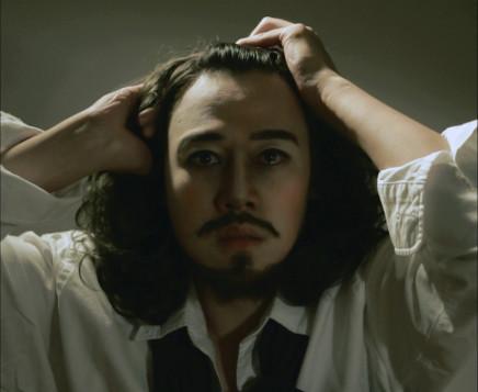 Han Jinpeng 韓金鵬, Self Portrait 自畫像, 2014