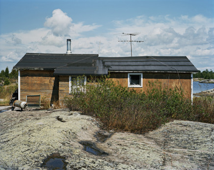 Joseph Hartman, Fish Camp #4, Georgian Bay, ON, 2012