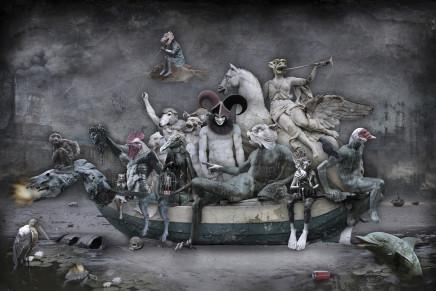 Marcin Owczarek, SHIP OF FOOLS, 2014