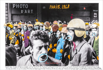 Marcelo Brodsky, PARIS 1968, 2017