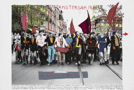 Marcelo Brodsky, AMSTERDAM 1967 II, 2018