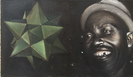 Ransome Stanley, GREEN STAR, 2017