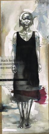 Bruce Clarke, BLACK FEMINISTS, 2014