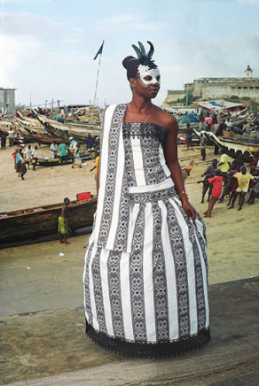 Godfried Donkor, Jamestown Masquerade II, 2006