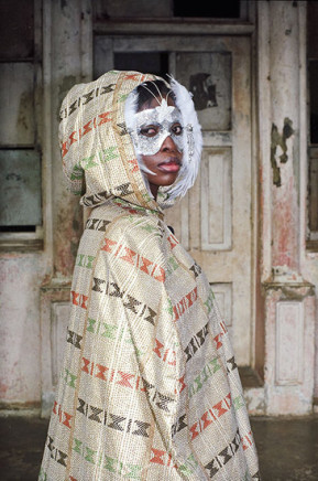 Godfried Donkor, Jamestown Masquerade III, 2006