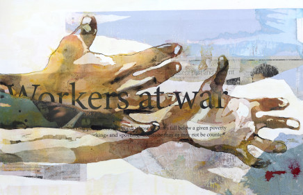 Bruce Clarke, WORKERS AT WAR, 2014