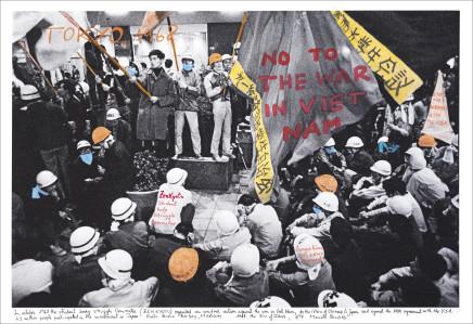 Marcelo Brodsky, TOKYO 1968, 2017