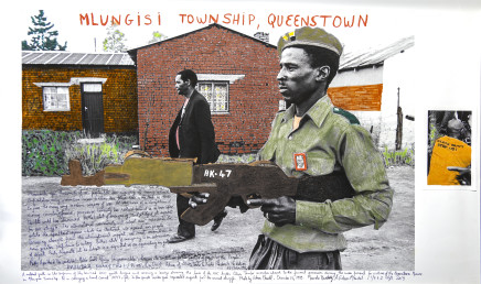 Marcelo Brodsky, MLUNGISI TOWNSHIP, 2019