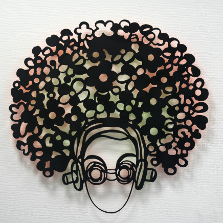 Toyin Loye, THE LISTENER, 2015