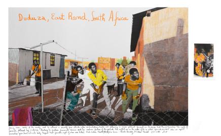Gideon Mendel, DUDUZA, SOUTH AFRICA, 1985, 2018