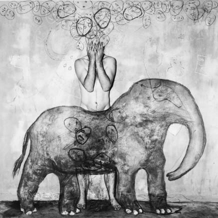 Hans Lemmen, ELEPHANTMAN, 2016
