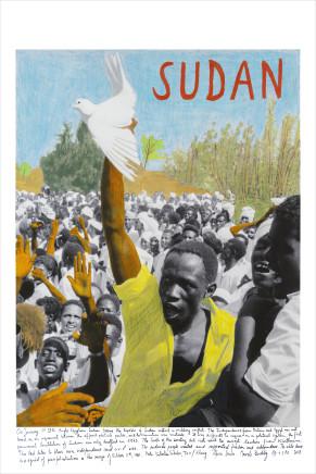 Marcelo Brodsky, SUDAN, 1961, 2018