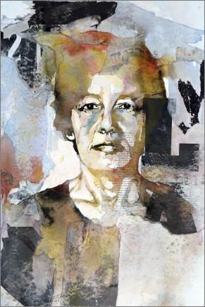 Bruce Clarke, WOMAN WORKER, 2015