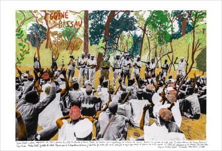 Marcelo Brodsky, GUINEA BISSAU 1973, 2018