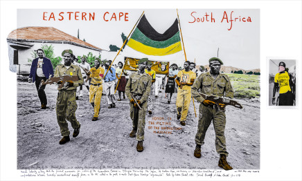 Marcelo Brodsky, EASTERN CAPE, 2019