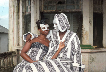 Godfried Donkor, Jamestown Masquerade VI, 2006