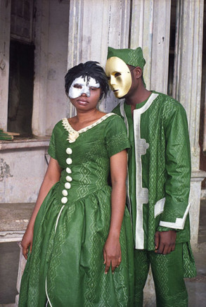 Godfried Donkor, Jamestown Masquerade V, 2006