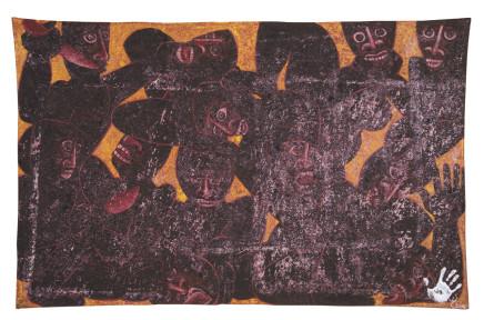 EL Loko, GOTTESKINDER - SCHWARZ, 2004