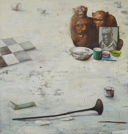 Ransome Stanley, ANOTHER PLACE I, 2014