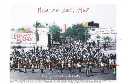 Marcelo Brodsky, MONTEVIDEO 1968, 2016