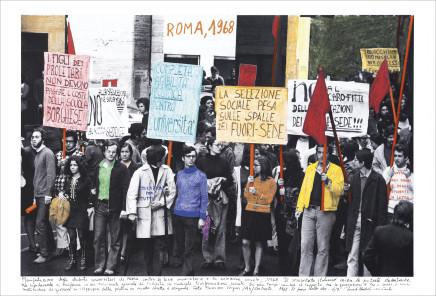 Marcelo Brodsky, ROMA 1968, 2017