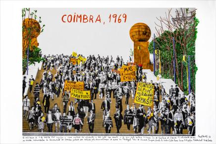 Marcelo Brodsky, COIMBRA I 1969, 2018