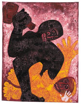 EL Loko, GOTTESKINDER - S. G., 2004