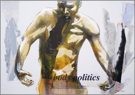 Bruce Clarke, BODY POLITICS, 2012