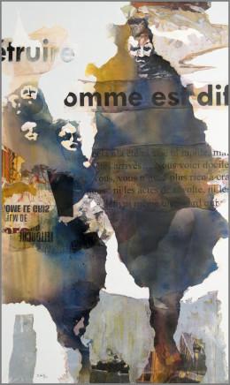 Bruce Clarke, DÉTRUIRE UN HOMME, 2012