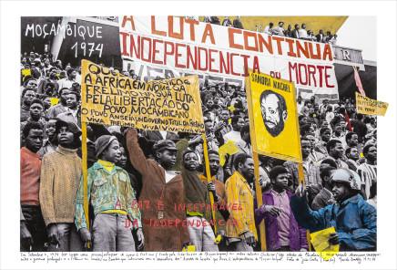 Marcelo Brodsky, MOZAMBIQUE 1974, 2018