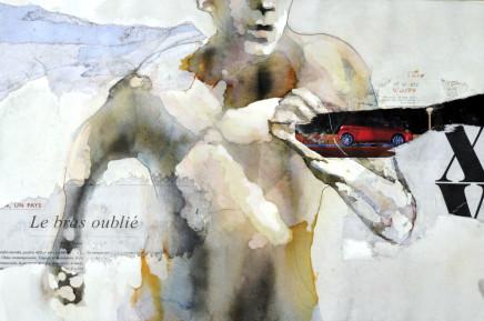 Bruce Clarke, LE BRAS OUBLIÉ, 2014