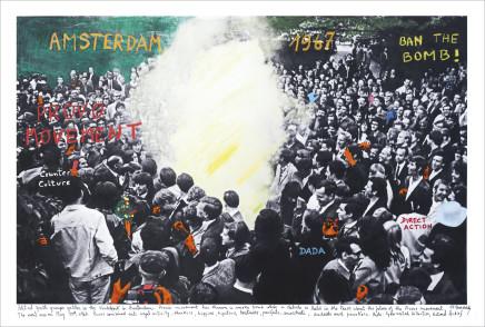 Marcelo Brodsky, AMSTERDAM 1967 I, 2017