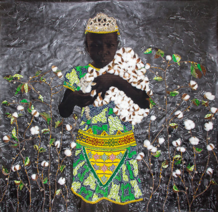 Marion Boehm, COTTON PRINCESS, 2019