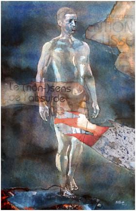 Bruce Clarke, LE NON-SENS DE L'ABSURDE, 2014