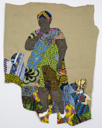 Raphael Adjetey Mayne, WHITE SHOES, 2018