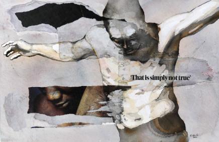 Bruce Clarke, THAT IS SIMPLY NOT TRUE, 2014