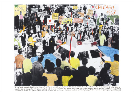 Marcelo Brodsky, CHICAGO 1968, 2017