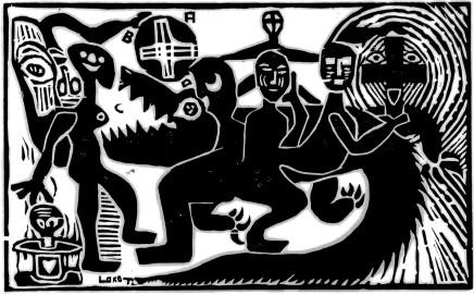 EL Loko, LE FESTIVAL, 1972