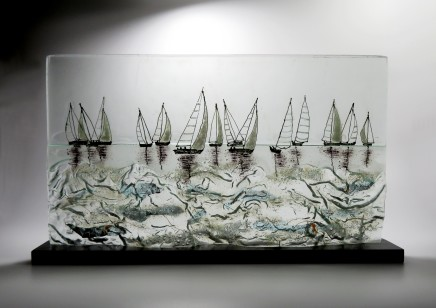 Teresa Chlapowski, Regatta